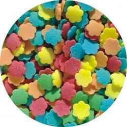 Konfetti kwiatki - mix kolorów 50g
