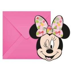 Zaproszenie Minnie