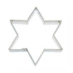 Wykrojnik gwiazda 16cm