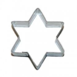 Wykrojnik gwiazda 5,8cm