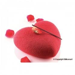 Forma silikonowa serce