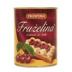 Frużelina wiśniowa 380g