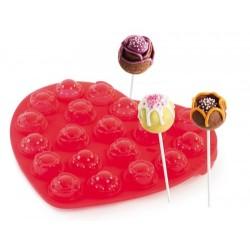 Forma silikonowa do Cake popsów, lizaków