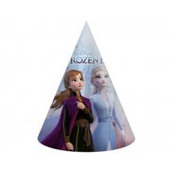 Czapeczki Frozen