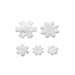 Cukrowe płatki śniegu
