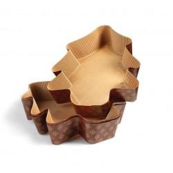 Papierowa forma do pieczenia Choinka