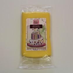 Masa cukrowa Roll Fondant 500g - Żółta