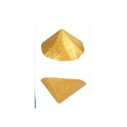 Diamenty jadalne złote