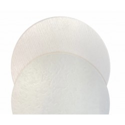 Podkład biały dwustronny  Φ14