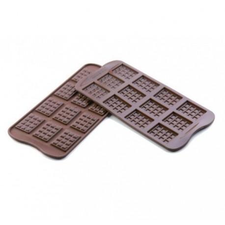 Silikonowa forma do wylewania czekolady. Silikomart