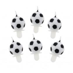 Świeczki piłki