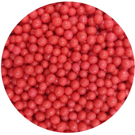 Maczek perłowy czerwony 50g