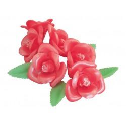 Bukiet róż waflowych