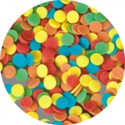 Konfetti mix kolorów 50g
