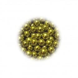 Perełki złote 6mm