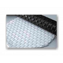 Wałek plastikowy - wzór cegiełki