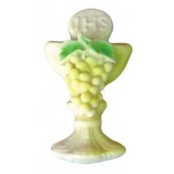 Kielich z winogronami